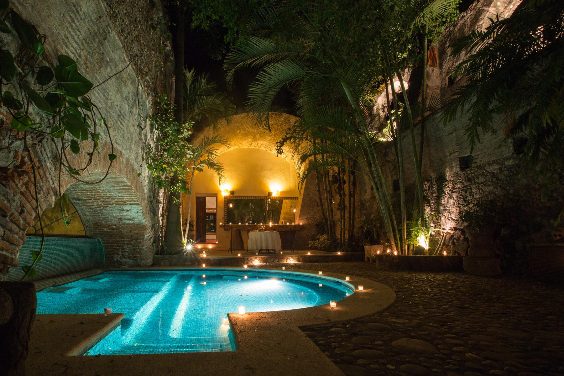 Hacienda San Gabriel de Las Palmas: la gloria en la Tierra