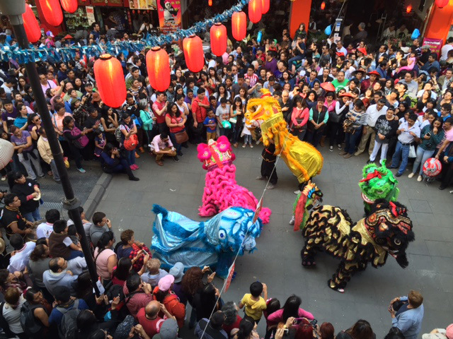 Dónde celebrar el Año Nuevo Chino en la Ciudad de México