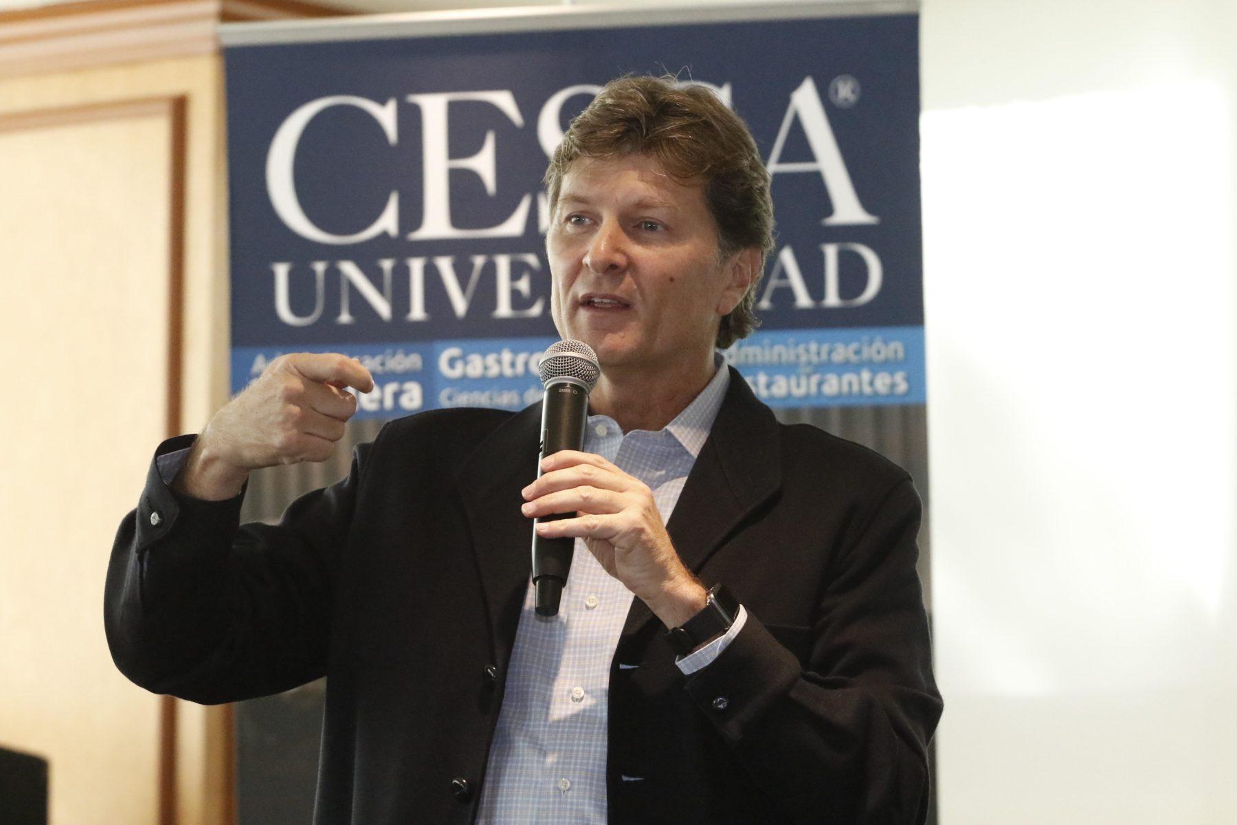 Enrique de la Madrid: Abrirse al mundo