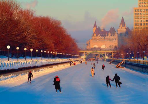 Air Canada te hace disfrutar al máximo del invierno