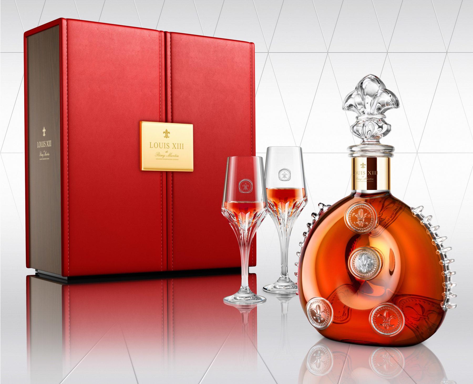 Cognac Louis XIII: un siglo de sabiduría, pasión y excelencia