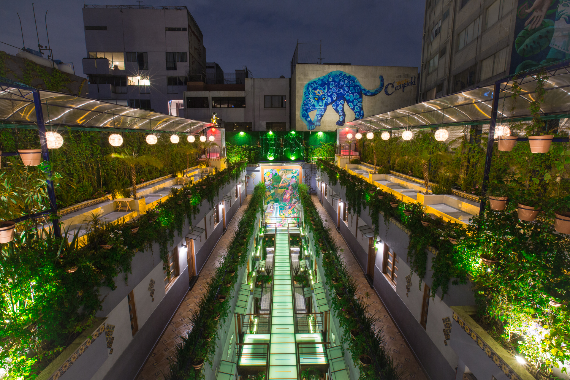 Terrazas de la Ciudad de México