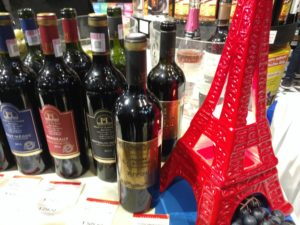 Cinquième Festival Vins de France en La Europea