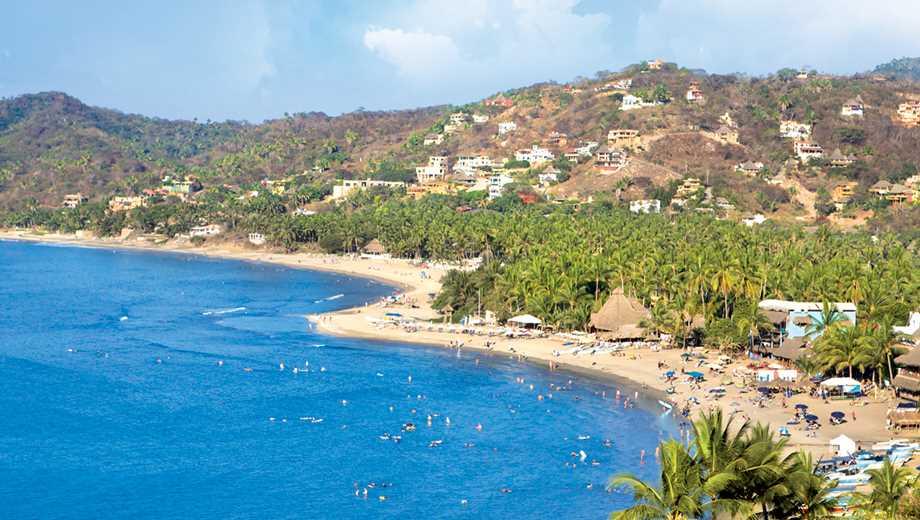 Sayulita, la playa de la Riviera Nayarit en mira de todos