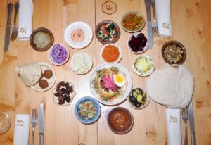 Merkavá, sabores de Medio Oriente