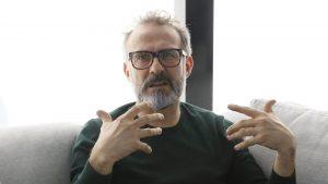 Massimo Bottura: rozar las nubes