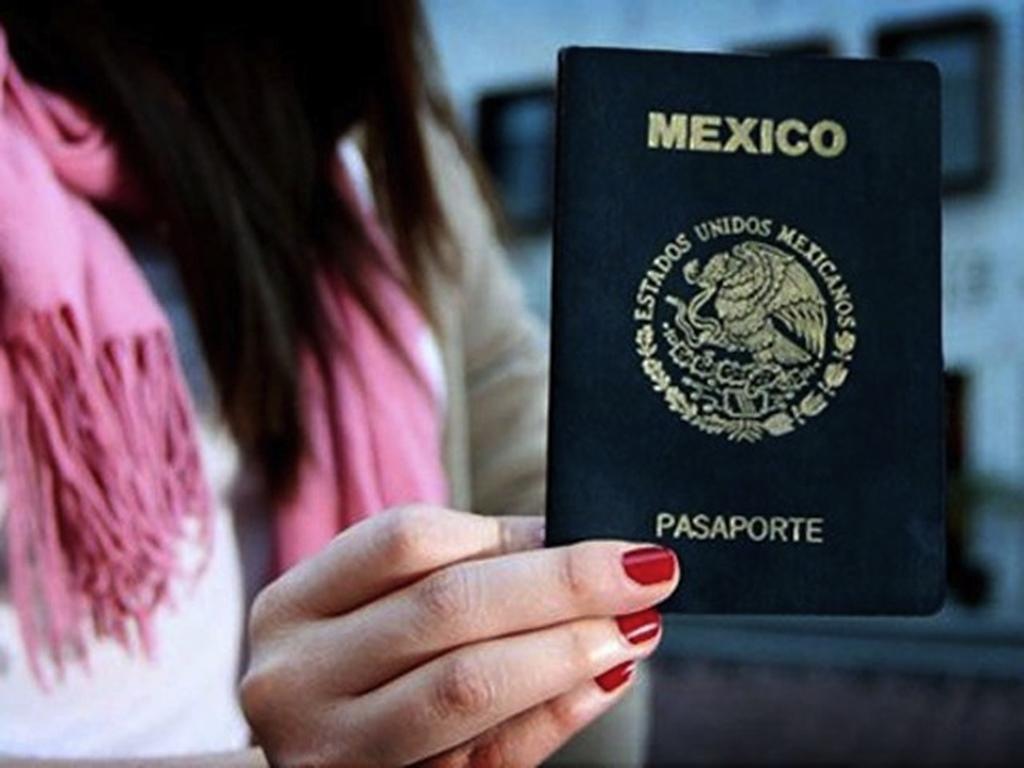 Costos de pasaporte mexicano y visa americana 2017