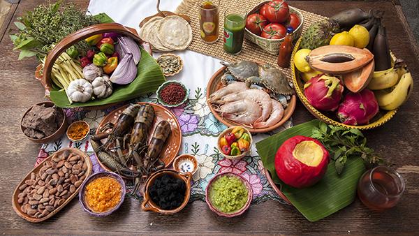 regiones gastronómicas