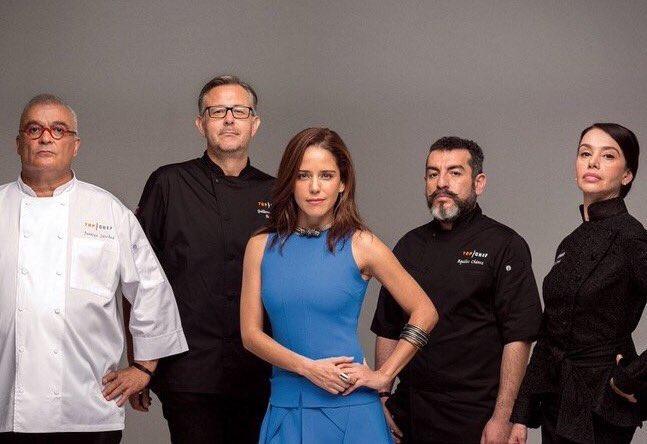 Top Chef México anuncia su segunda temporada