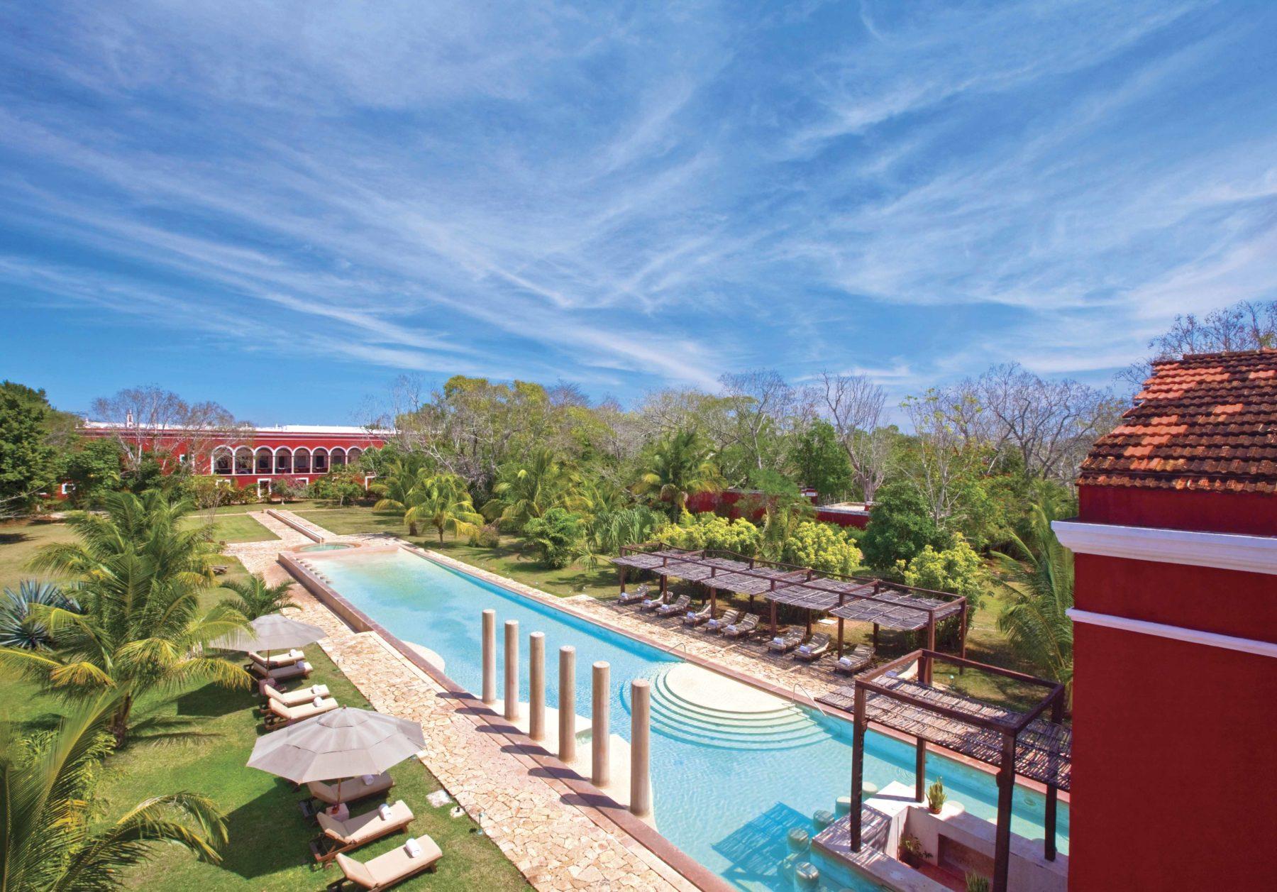 Hacienda Temozón, Yucatán: evocación de otra época