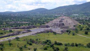 Explora Teotihuacán con la app de Hyundai