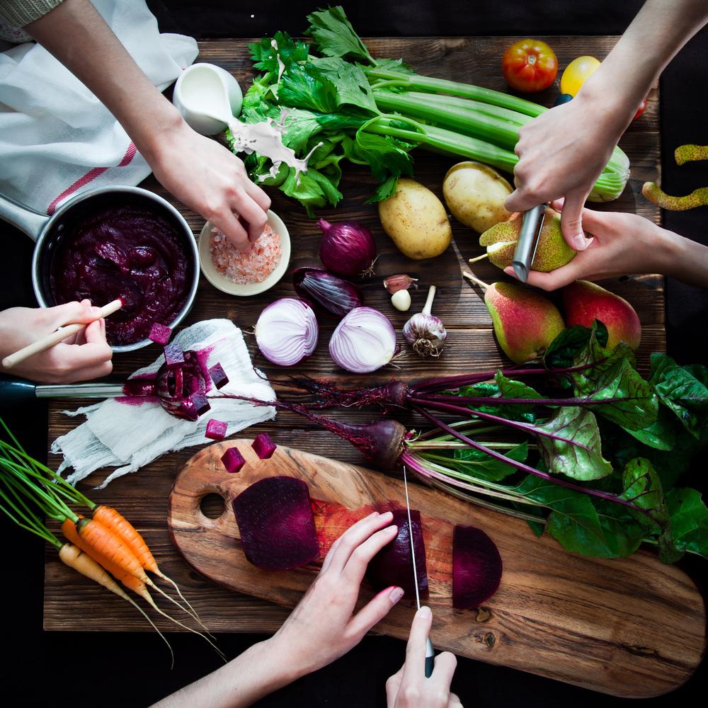 Tendencias culinarias en 2017