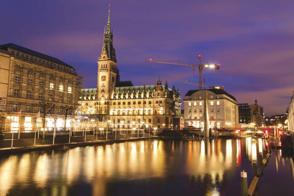 Hamburgo, la joya de Alemania