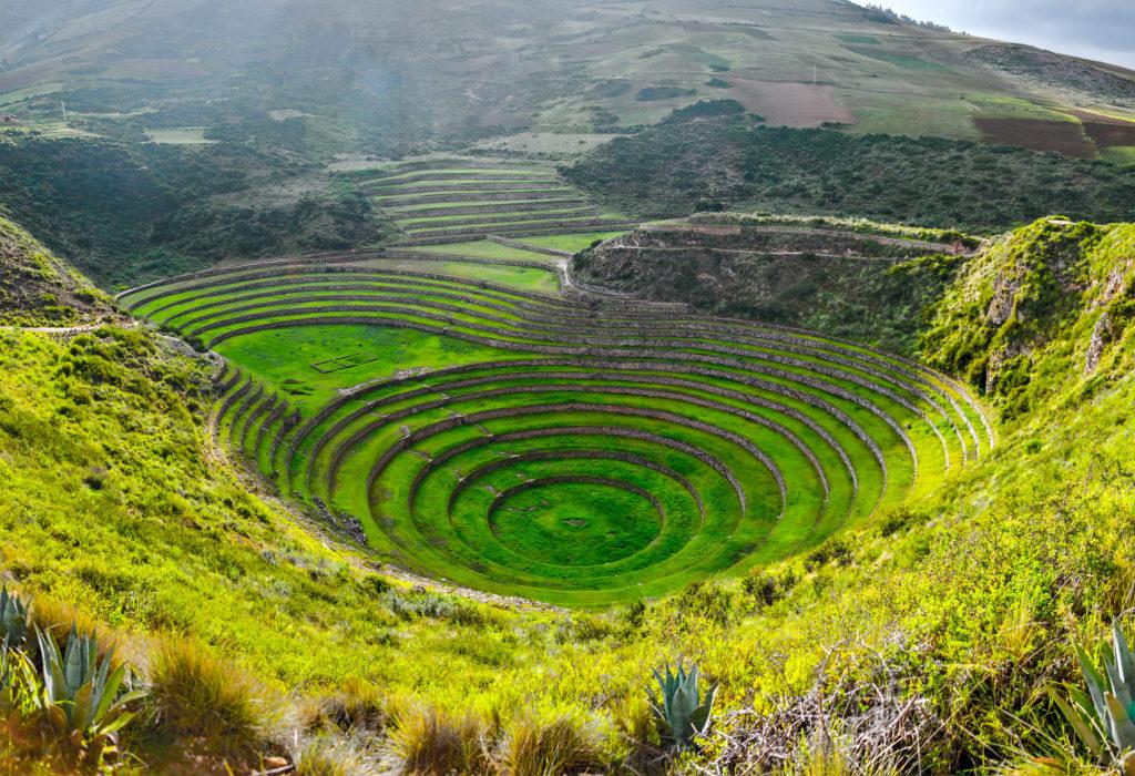Perú: tierra ancestral