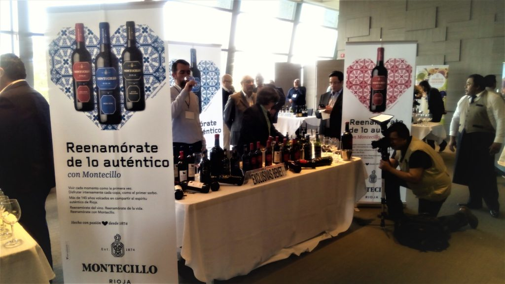 México celebra la XI Exposición de Vinos de España