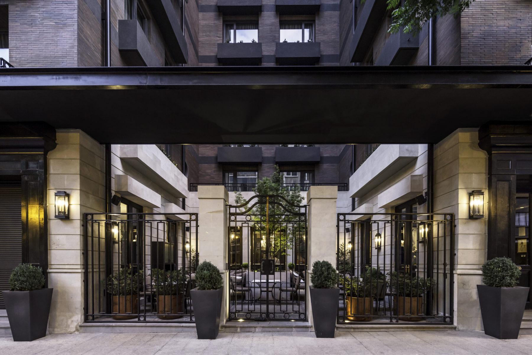 The Singular Santiago Hotel en el ecléctico Barrio Lastarria
