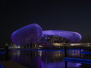 Hoteles futuristas en el mundo