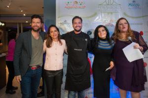 Presentan la sexta edición de Los Sabores de la Ciudad de México