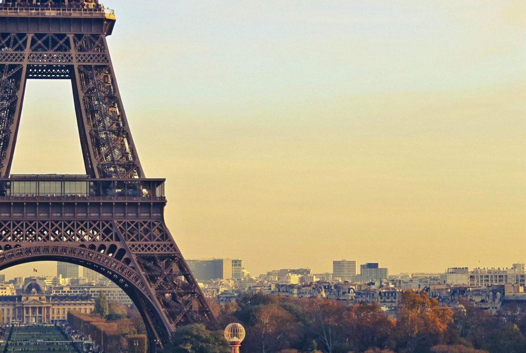 Viaja a París todo el año