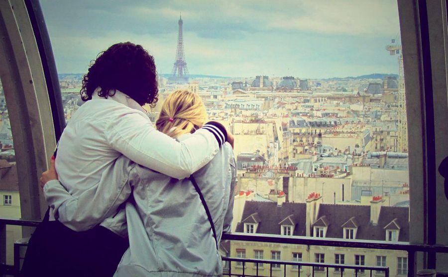 Cinco lugares en Francia para vivir el amor