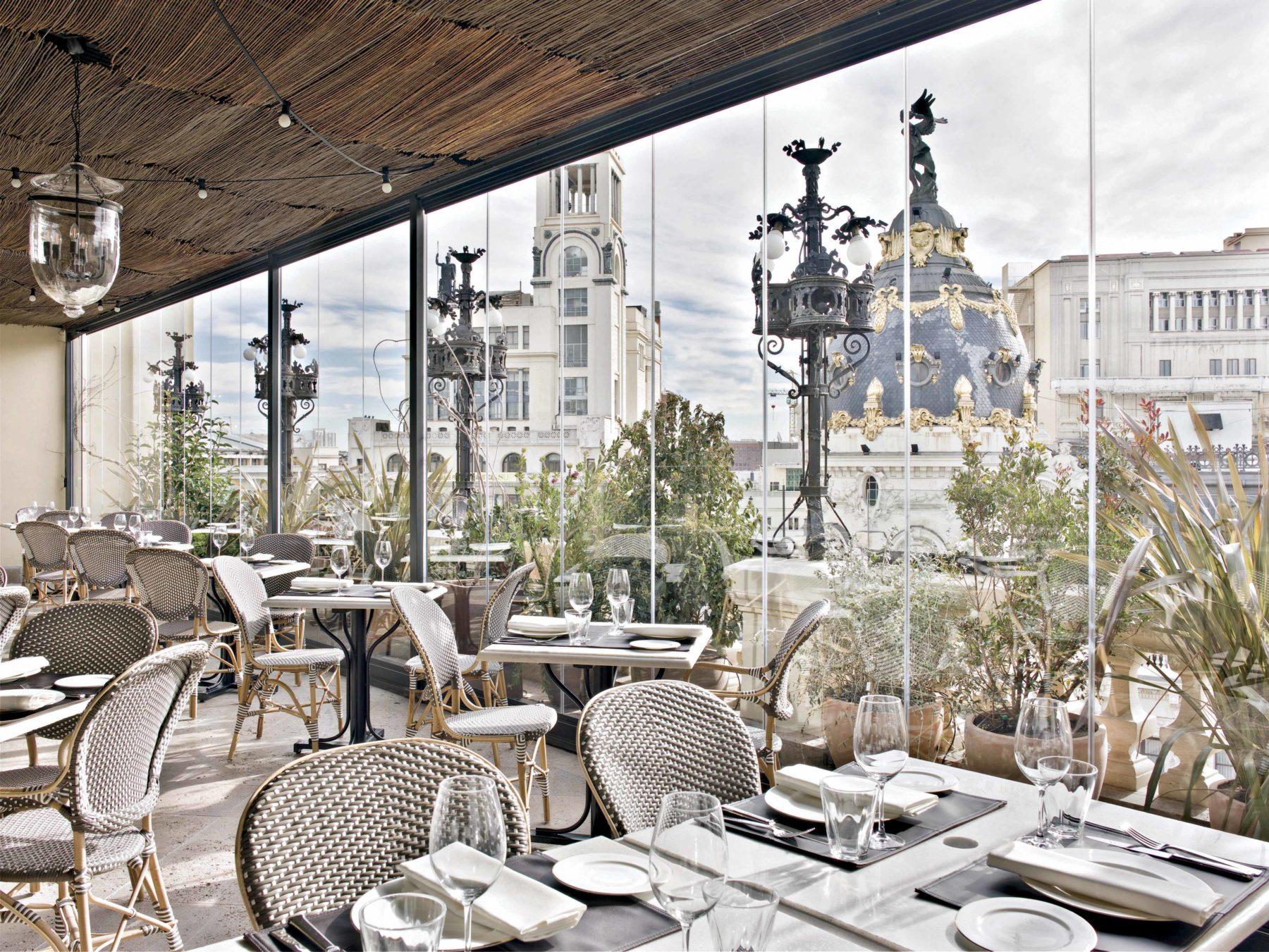 The Principal Madrid Hotel, España: un clásico del siglo XXI