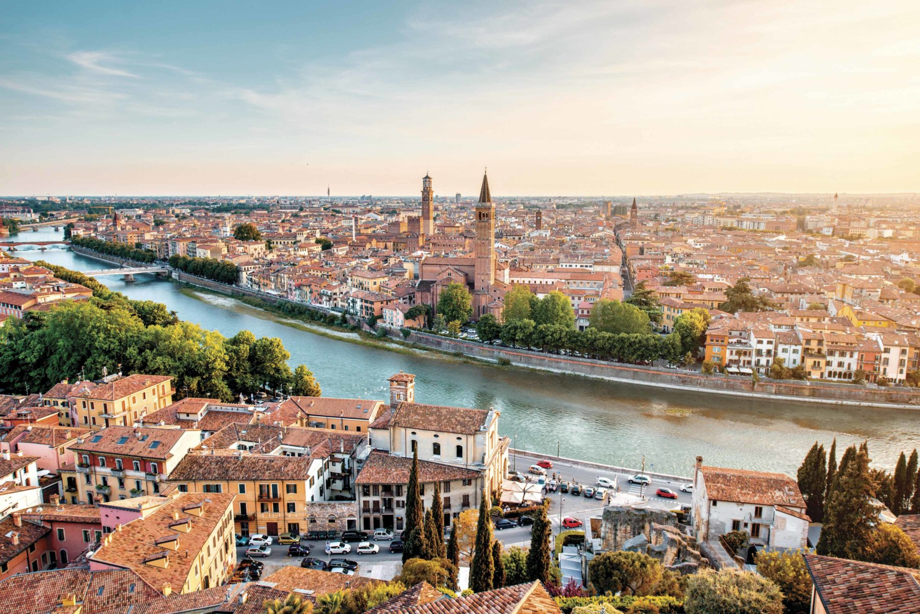 Verona, la musa de Shakespeare