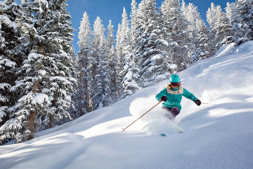 Aspen: adiós al invierno