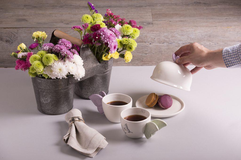 ¿Maridar con té?