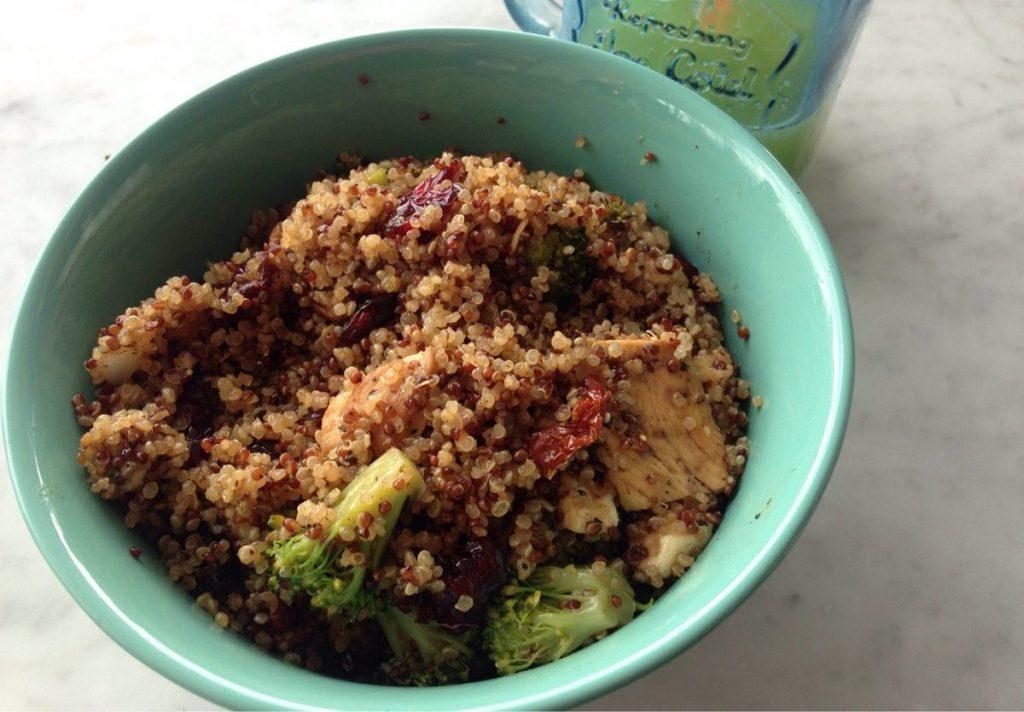 Te Quiero Quinoa, el fast food saludable de los mercados gourmet