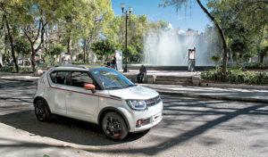 Suzuki, inspiración urbana