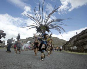 Centro de México, fascinación local