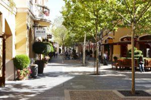 Arte y primavera en Las Rozas Village