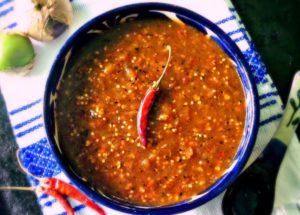Salsas mexicanas, una oda al chile omnipresente