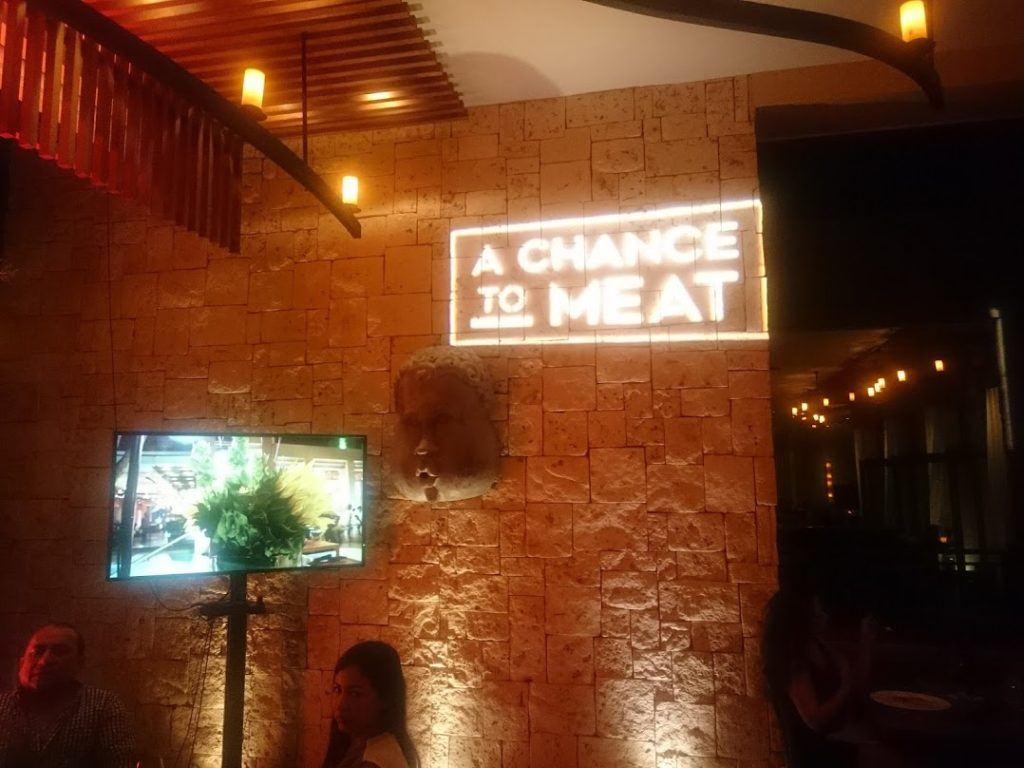 A Chance to Meat