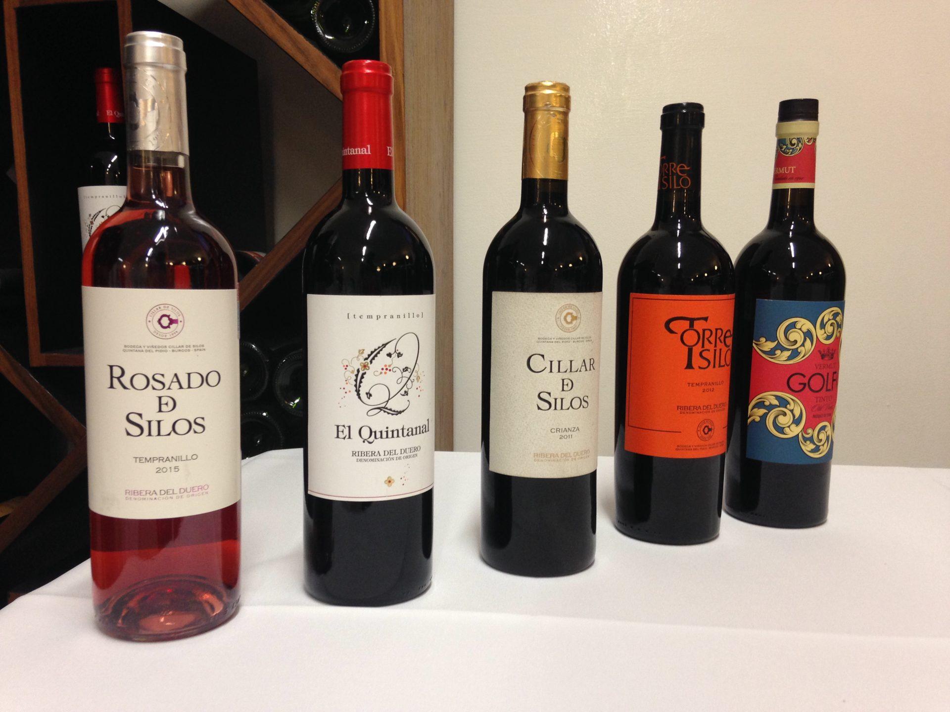 Cillar de Silos, tradición familiar en vinos