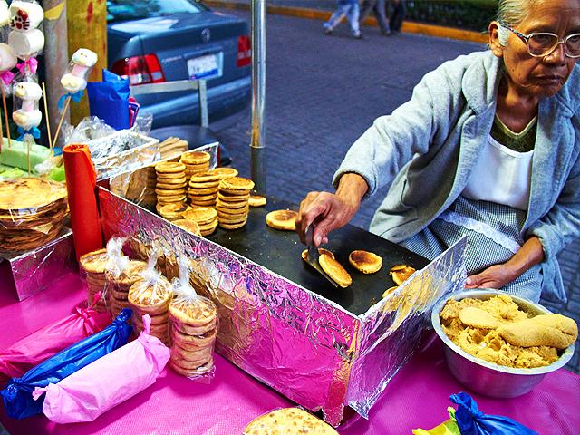México con las manos, gastronomía de calle que se reinventa
