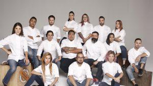 La aventura de vivir Top Chef MÉXICO