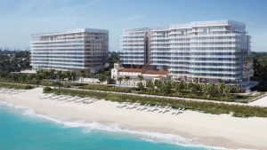 Four Seasons at the Surf Club, por amor al mar