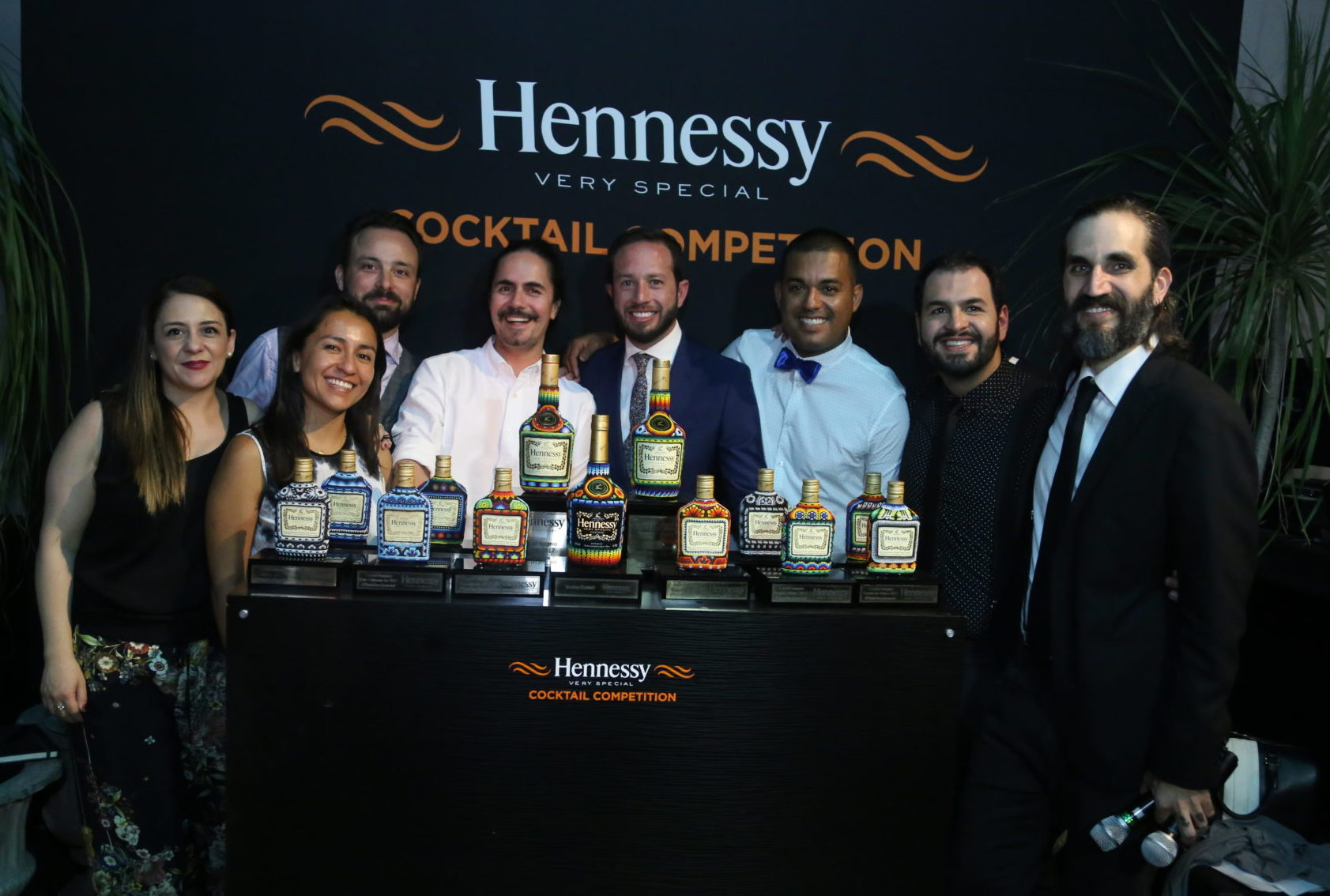 Very Special Cocktail Competition por Hennessy