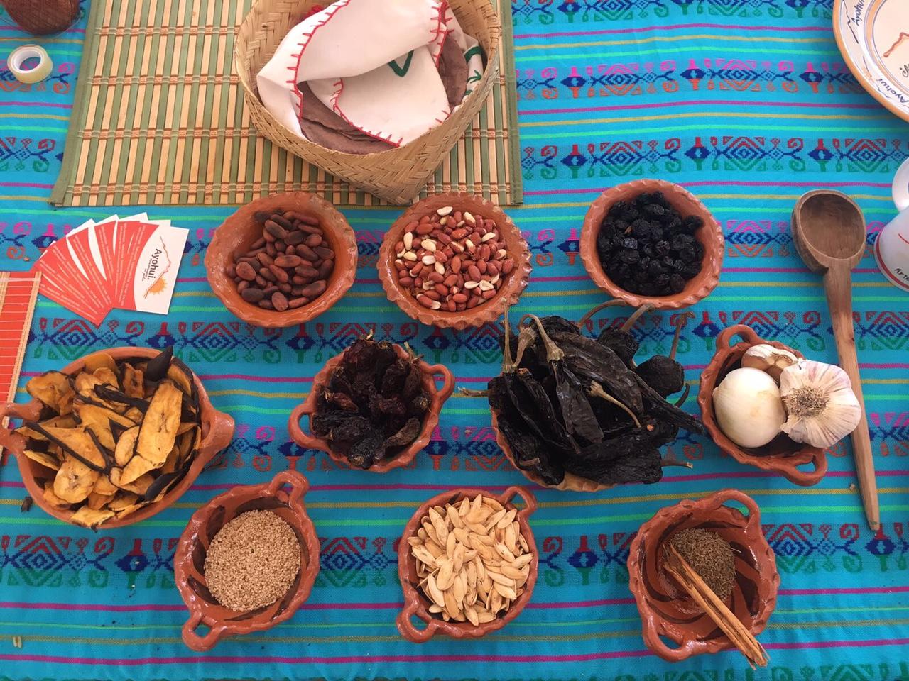Encuentro de Cocina Tlaxcalteca: sabores de la tierra