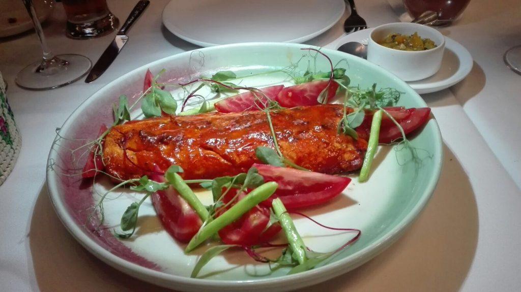 Amaranta estrena menú de temporada