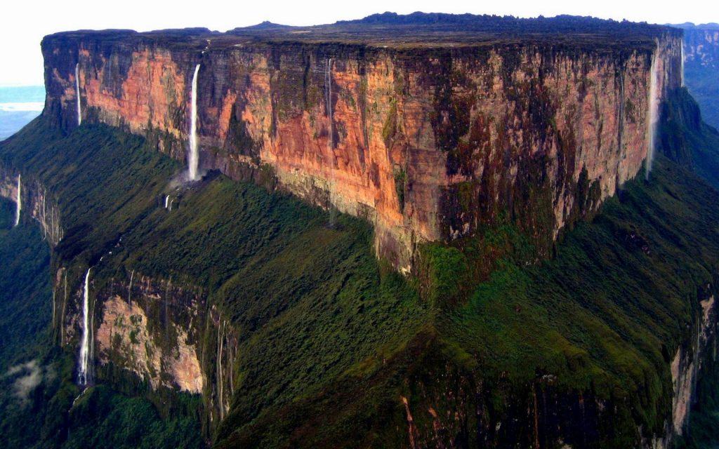 Lugares sorprendentes de Latinoamérica