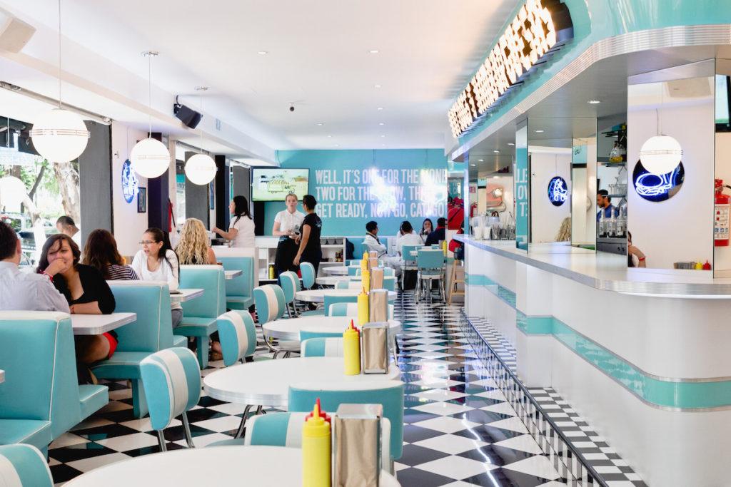 restaurantes retro