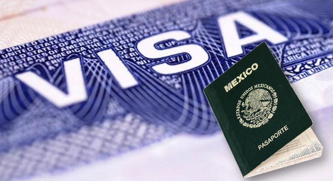 Países que piden visa a mexicanos