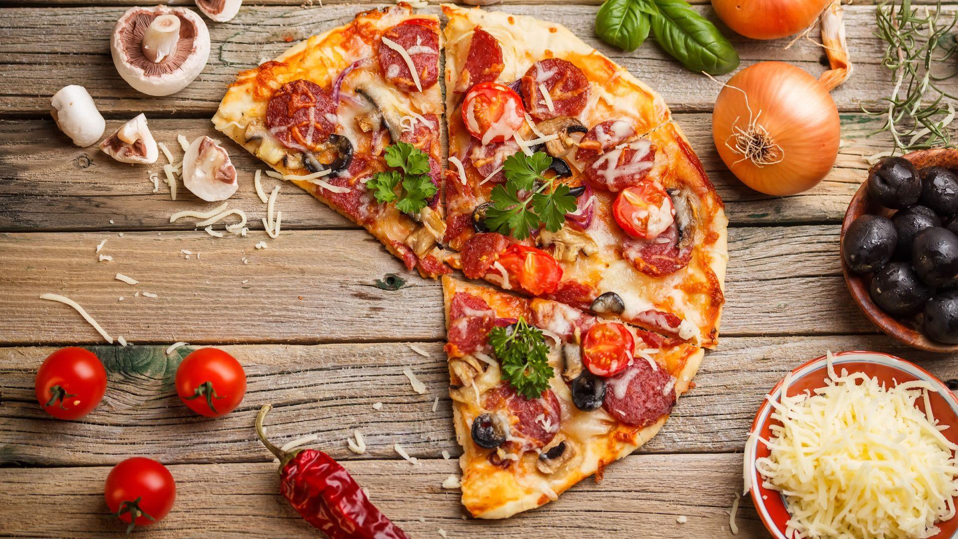 Pizzerías artesanales en la Ciudad de México