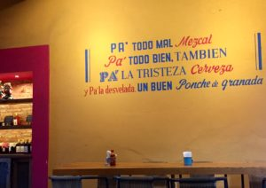 Frases y refranes gastronómicos de México