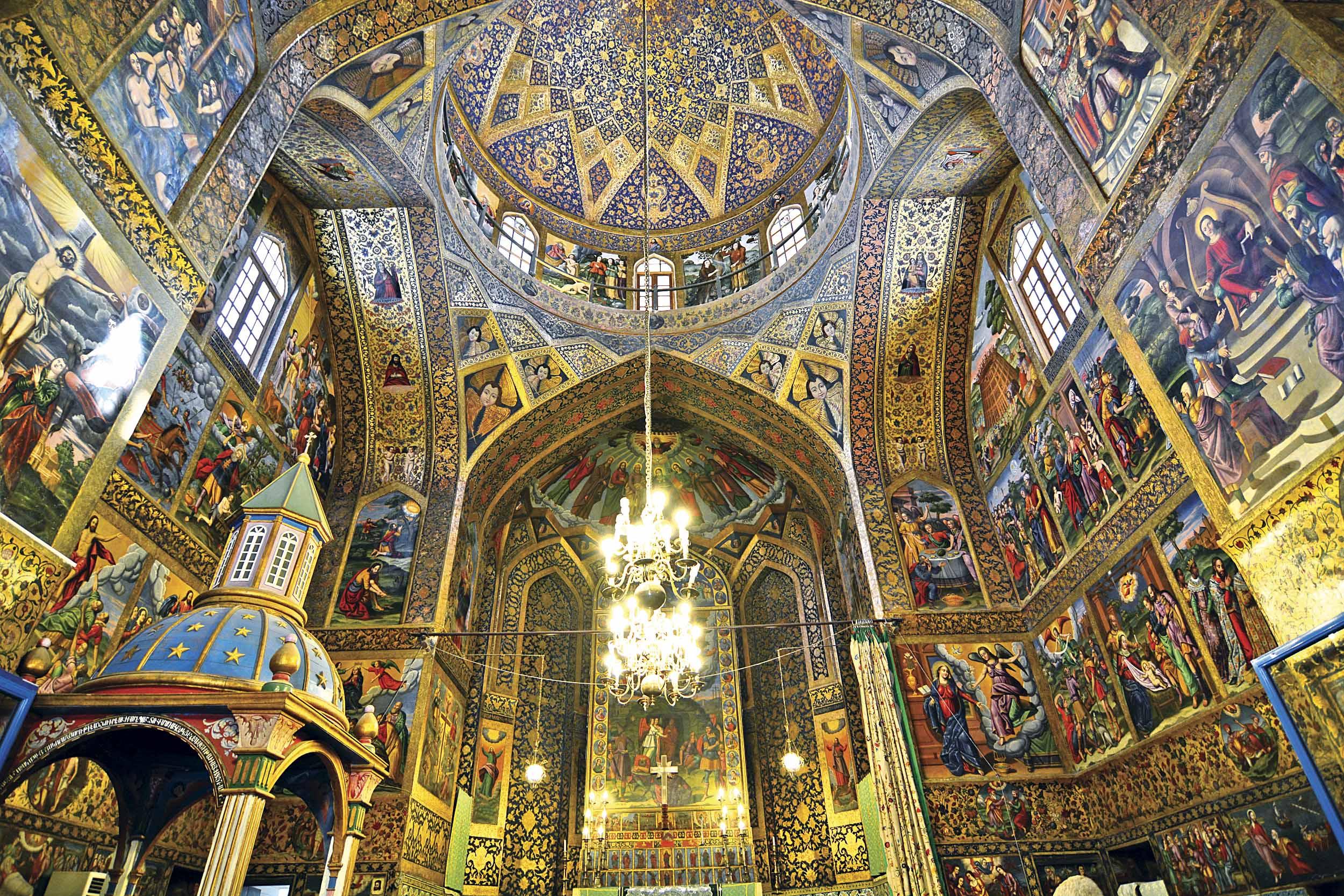 Irán: grandeza por descubrir