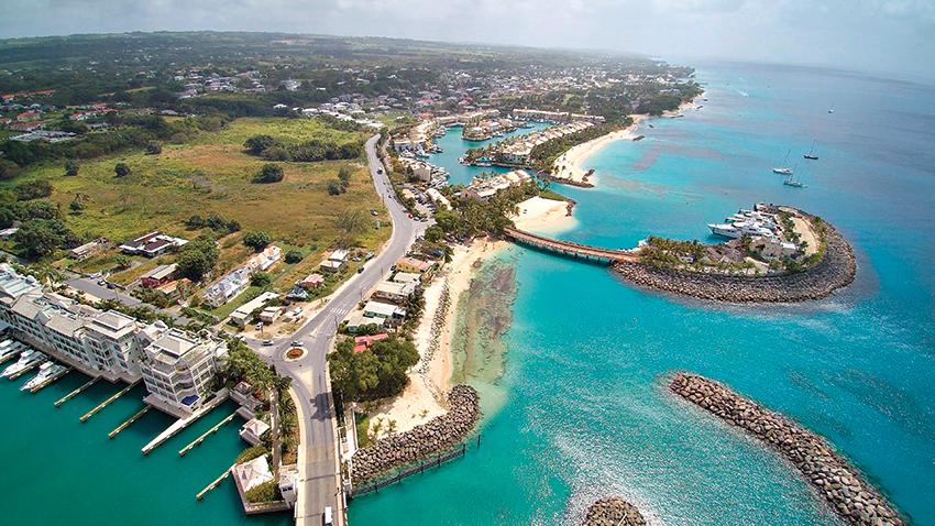 Bridgetown, sofisticado Caribe