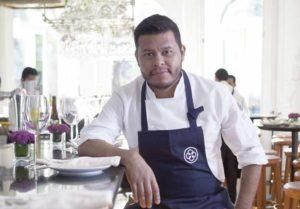 Diarios de cocina con el chef Víctor Zárate