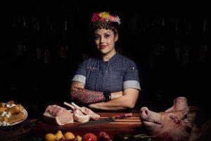 Claudette Zepeda, cuando la gastronomía se vuelve tu destino
